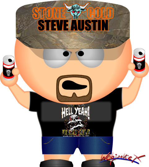 Stone Cold Steve Austin - The best picture here, HELL YEAH!